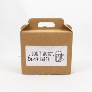 "Postpak 12: ""don't worry, beer happy"""